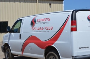 Sternberg Electric Van - Roseville, MN