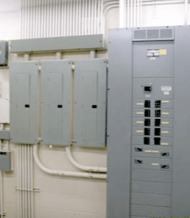 Commercial Electrical Contractor - Sternberg Electric - St Paul, MN - Commercial electrical panels