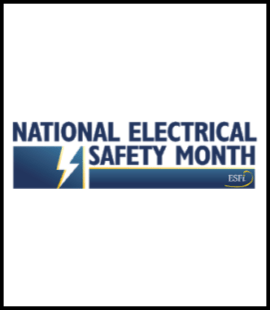 Electrical Contractor - Sternberg Electric - Forest Lake, MN - National Electrical Safety Month