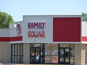 Family Dollar - Commercial Electrician Sternberg Electric - Roseville MN 277x208