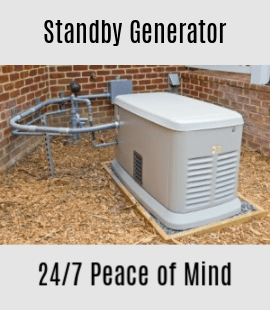 Standby Generator - Sternberg Electric - North St Paul, MN - Business Generator Installation