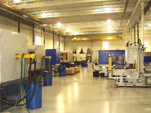 Industrial Electrical Plastic Injection Molding Minneapolis MN