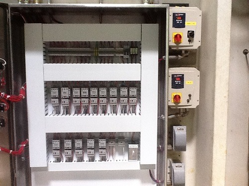 Minneapolis Electrical Contractor Control Panel