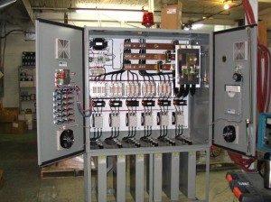 Power Factor Correction - Minneapolis, MN - Sternberg Electric - Power Panel